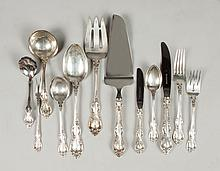 Towle Sterling Silver Flatware - Spanish Provincial Pattern