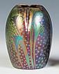 Sgn. Weller Siccard Vase