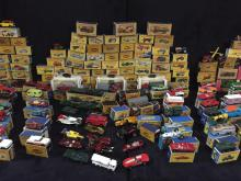 Large estate 1950's to 1970's Matchbox Collection
