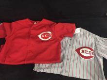 2 Cincinnati Reds Baseball Jerseys
