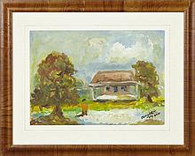 †William Arnold, (1902-2006, Louisiana),
