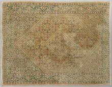 Tabriz Carpet, 4' x 5' 10.