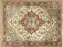 Anatolian Carpet, 8' 8 x 11'.