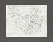 Map: Robert de Vagondy (1723-1786),
