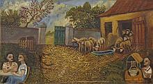 †Myron Lechay (1898-1972, New Orleans),