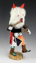 Kachina Doll, 20th c,