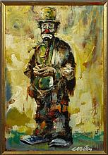 †Jack Cooley (1923-2008, New Orleans),