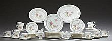 Sixty-Three Piece Dinner Service by Royal Doulton, in the