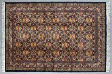 Fine Merino Wool Chinese, 6' x 9'.
