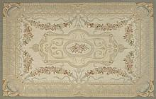 Louis Philippe Aubusson Carpet, 6' x 9'.