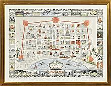 French Quarter Map,