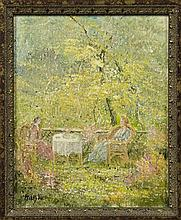 †William Arnold Eyden, Jr. (1893-1982, Indiana) ,