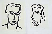 After Henri Matisse (1869-1954),