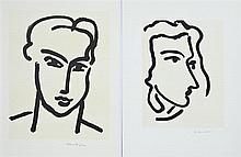 After Henri Matisse (1869-1954),