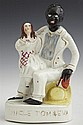 Staffordshire Figure of