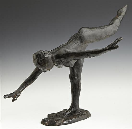 After Edgar Degas ( 1834-1917),