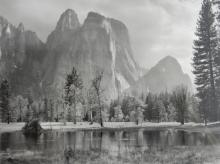 Photographs of Yosemite by Ansel Adams Printed by Alan Ross