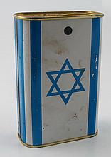 Money box with the Star of David - Keren Kaymeth Laisrael