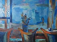 Zoltán Micska  (Hungarian,1949- ): Memory from Hajdúszoboszló