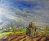 László Holló (Hungarian, 1887 - 1976): Landscape