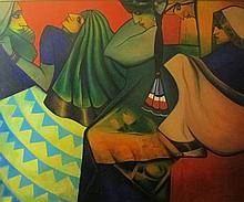 Judit Bényei (Hungarian, -): Harem