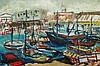 Moshe Green (-): Venetian fishing boats