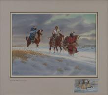 Western Artist: Ron Stewart,