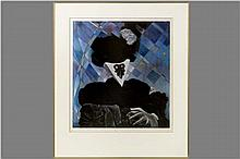 ERNST MAX (1891 - 1976) (FRANSE SCHOOL) kleurlitho (gelimiteerde editie) getiteld :