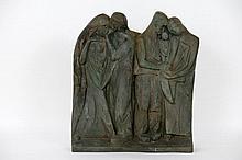 CANTRE JOZEF (1890 - 1957) sculptuur in brons n°