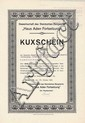 Gewerkschaft des Steinkohlen-Bergwerks Haus Aden Fortsetzung (OU H. v. Waldthausen)