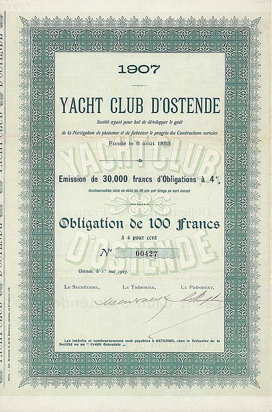 Yacht Club d'Ostende