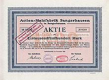 Actien-Malzfabrik Sangerhausen