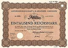 AG J. G. Leistner