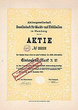 AG Gesellschaft für Markt- & Kühlhallen