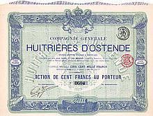 Cie. Gén. des Huitrières d'Ostende S.A.