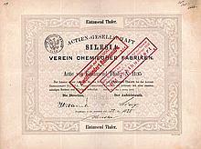 AG SILESIA Verein Chemischer Fabriken