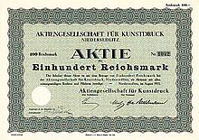 AG für Kunstdruck