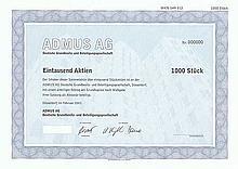 ADMUS AG Deutsche Grundbesitz- und Beteiligungsgesellschaft