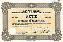 Ada-Ada-Schuh AG