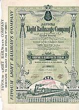 Fayoum Light Railways Co. S.A.