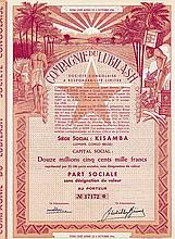 Compagnie du Lubilash