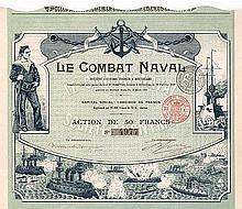 Le Combat Naval S.A.