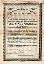 Bank für Chile und Deutschland