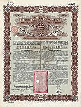 Chinese Imperial Government Gold Loan of 1896 (Kaiserlich Chinesische Staatsanleihe von 1896)