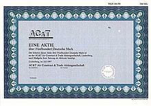 AC & T Air Construct & Trade AG