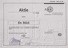 ABS AG für Beteiligungen und Serviceleistungen