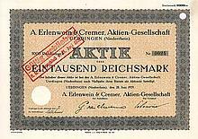 A. Erlenwein & Cremer AG