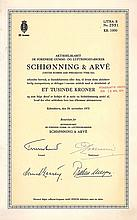 A/S de Forenede Gummi- og Luftringefabriker Schiønning & Arvé (United Rubber & Pneumatic Tyre Co.)