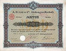 A. Busse & Co. AG