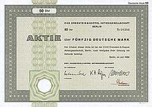 O & K Orenstein & Koppel AG